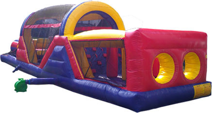 Want to rent an Obstacle Course House? Click Here!