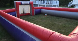 Want to rent an Inflatable Soccer Court? Click Here!