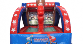 Want to rent a Football Toss inflatable? Click Here!