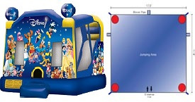 Want to rent a Disney Combo Unit? Click Here!