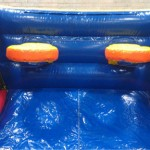 Inflatable Basketball Bounce House