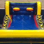 Inflatable Basketball Shot Rental