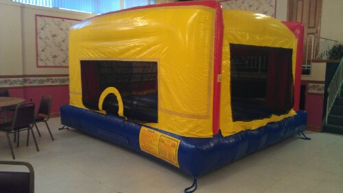 Mayfair Moon Bounce Rental