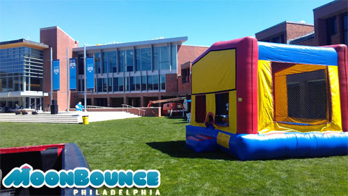 Bucks County Moonbounce Rental