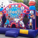 sports bounce front