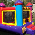 Mini Castle Bounce