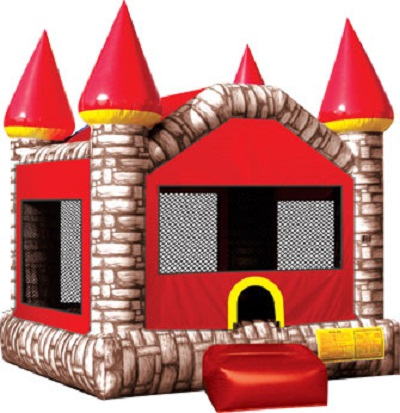 Camelot Castle Moon Bounce