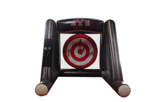 axe throwing to rent