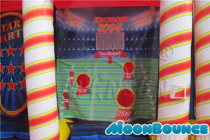 3 in 1 Carnival Game Inflatable