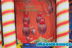 3in1 Carnival Inflatable