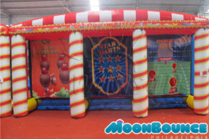 3in1 Carnival Game Inflatable