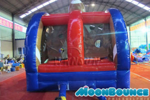 Inflatable Football Throw