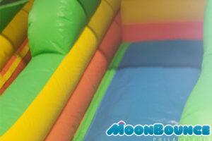 inflatable sports slide rental