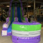 18ft Purple Slide