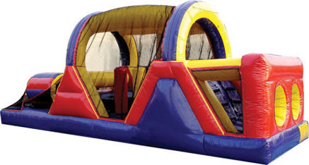 Want to rent an Obstacle Course? Click Here!