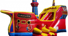 Want to rent a Pirate Ship Combo Unit? Click Here!