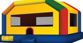 Want to rent the Extra Large Fun House? Click Here!