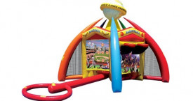 Want to rent a Junior Sports Inflatable? Click Here!