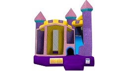 Want to rent a Dazzling Castle Combo Unit? Click Here!